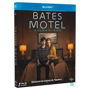 DVD FILM Blu-Ray Bates Motel - Saison 1