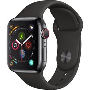 MONTRE CONNECTÉE AppleWatch Series4 GPS+Cellular, 40mm Boîtier