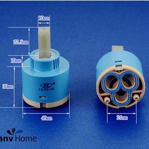 CARTOUCHE IMPRIMANTE 40MM Cartouche en céramique Accessoires de robinet