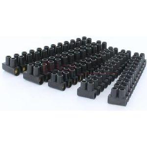 6mm2 2 x 12 plots sécables barrette de connexion 10 mm2