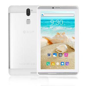 TABLETTE TACTILE BDF706 Tablette Tactile PC Appel Téléphone 3G Quad