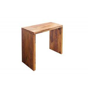 BUREAU  Bureau design Casa Padrino en bois massif 100cm -