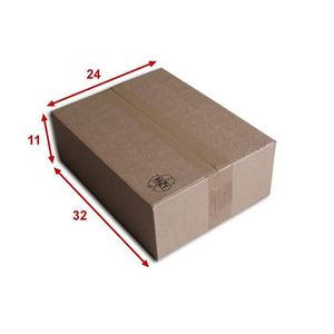 50 Boîtes postales extra-plates A2 format 650x450x50mm