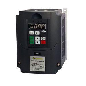 Micro-contrôleur 380V 2.2KW 3 Phase AC Inverseur de Fréquence Vecto