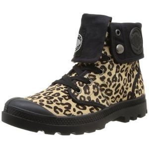 BOTTINE Palladium Baggy Pony Leather F, bottines leopard