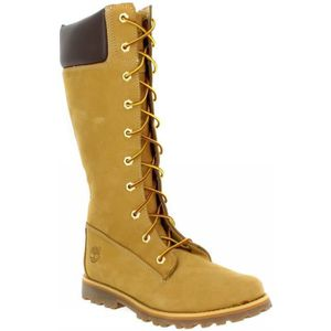 botte femme style timberland
