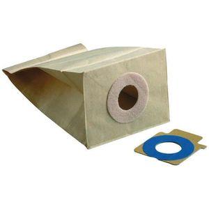 SAC ASPIRATEUR Lot de 5 sacs universels pour aspirateur