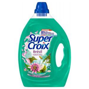 LESSIVE Super Croix Liquide Brésil Tonifiant Coco Verde Et