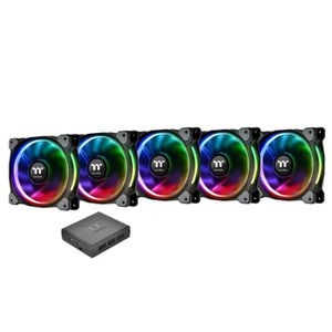 VENTILATION  Thermaltake  Ventilateur Riing Plus 12cm RGB TT Pr