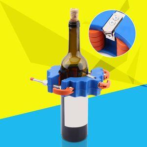 WOVELOT Coupe Bouteille de Vin en Verre Haute R/éSistance et Duret/é Coupe Bouteille pour Machine de D/éCoupe DIy Outil de Recyclage Artisanal