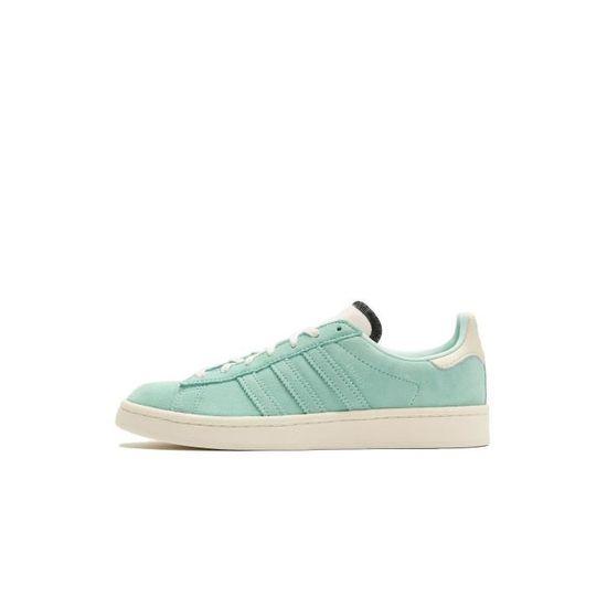 Adidas Originals Femme Chaussures / Baskets Campus Vert ...