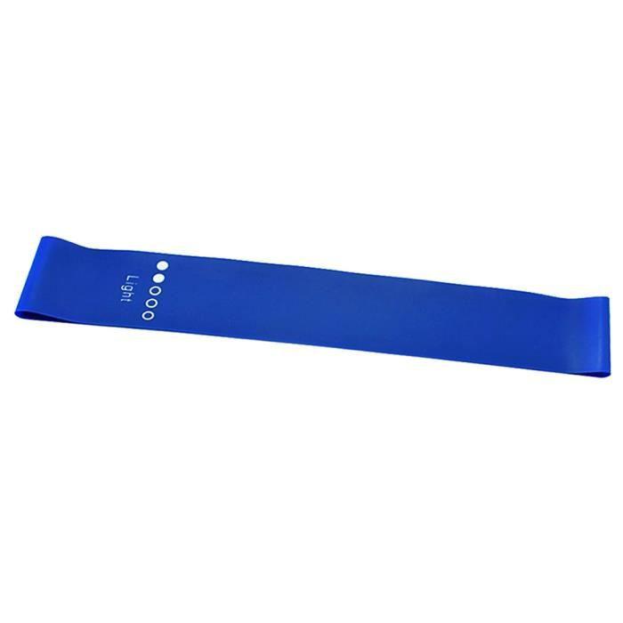 Accessoires Fitness - Musculation,Nouvelles bandes de résistance de Yoga étirement boucle en caoutchouc exercice - Type Bleu