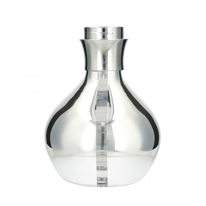 Vase El-Badia C1 Click - Silver Chrome
