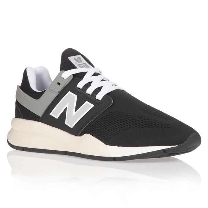 NEW BALANCE Baskets 247 V2 - Homme - Noir