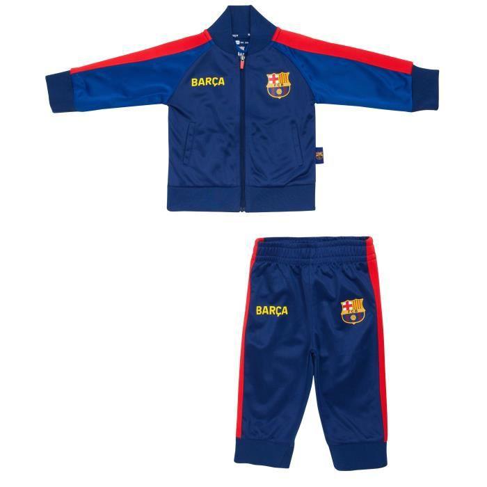 Survêtement BARCA bébé - Collection officielle FC BARCELONE