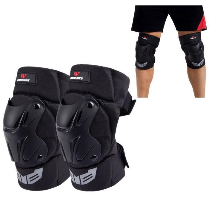 PROTEGE-CHEVILLES - CHEVILLERE,Protecteur de genou de course fantôme Motocross genouillère sport Skateboard Ski - Type BC335
