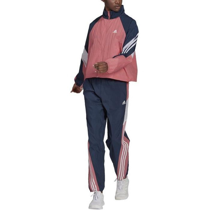 Adidas Survêtement pour Femme Sportswear Game-Time Woven Rose