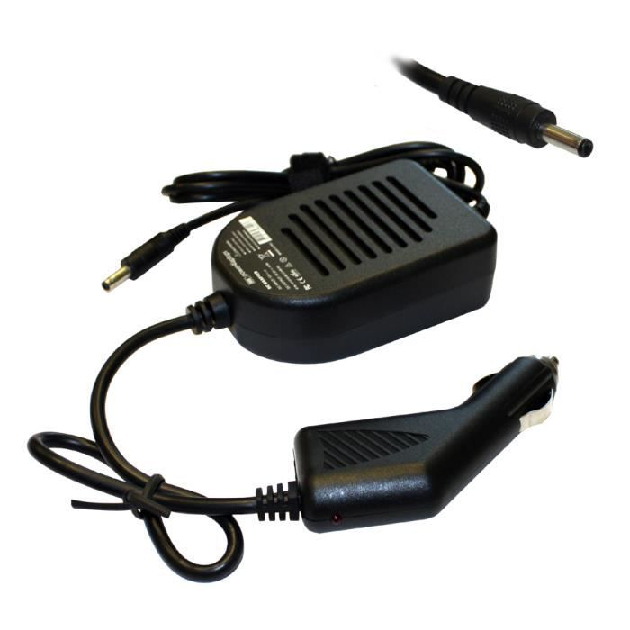 HP Envy 13-d129TU Chargeur Adaptateur CC pour voiture (allume cigare)