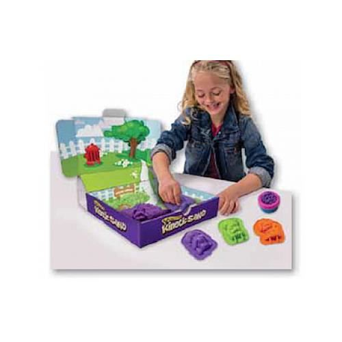 Sable à modeler Kinetic Sand Coffret Chiot