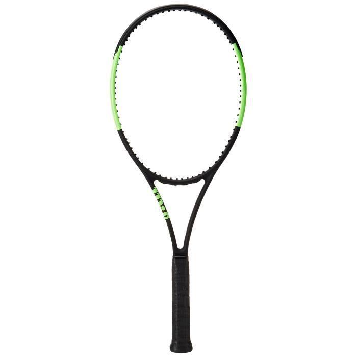 Wilson Blade 98 18 x 20 cvfrm W-O Raquette de Tennis Unisexe Adulte, Blade 98 18X20 CVFRM W-O, 3