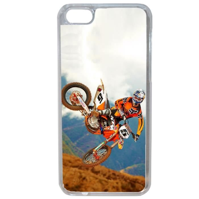 Coque Iphone 7 Plus 7s Plus Moto Cross Jump Freestyle Saut Achat Coque Bumper Pas Cher Avis Et Meilleur Prix Cdiscount