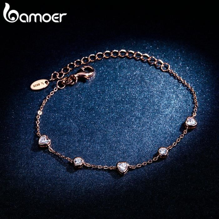 bracelet argent femme pandora