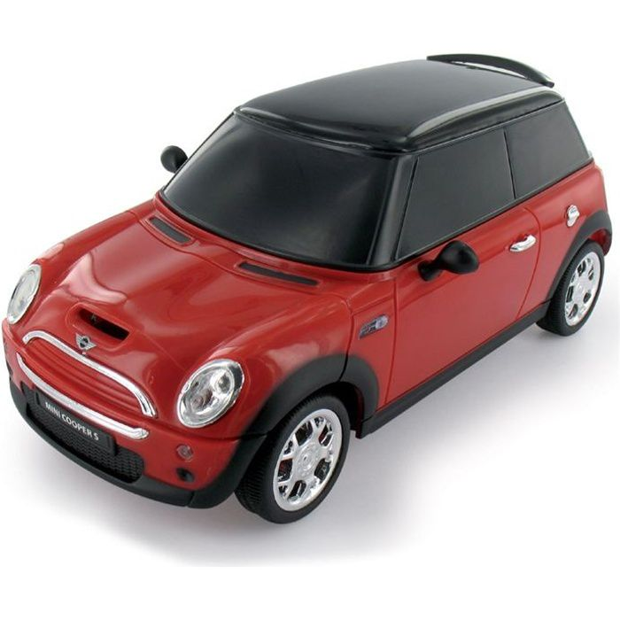 beewi mini cooper s iphone rouge achat vente voiture camion cdiscount. Black Bedroom Furniture Sets. Home Design Ideas