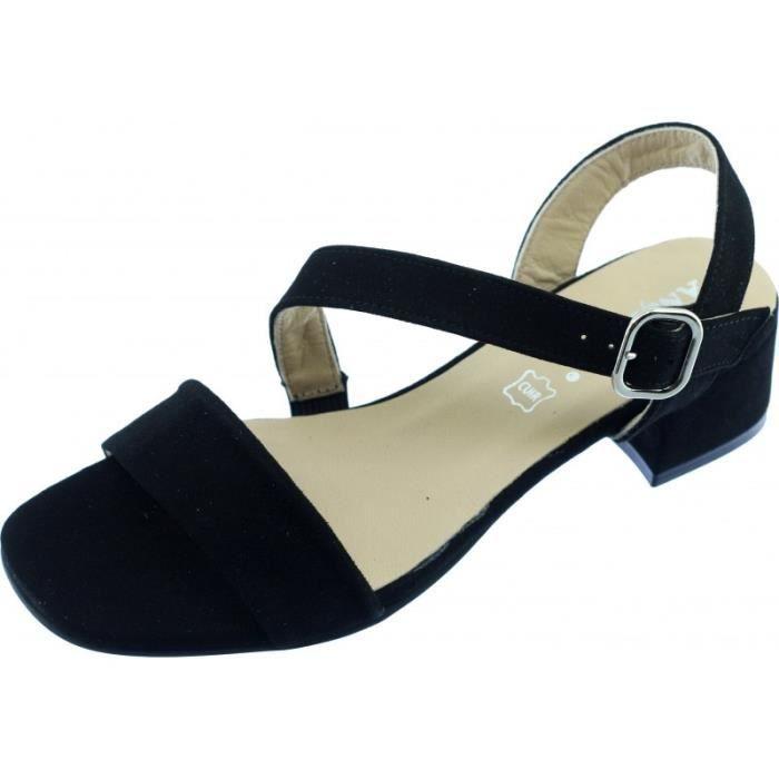 SANDALE - NU-PIEDS GADENA - Nu-pieds sandales à petit talon chaussure
