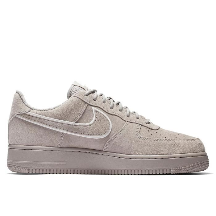 new product f117c e14a0 BASKET Basket Nike Air Force 1 07 LV8 Suède - AA1117-201