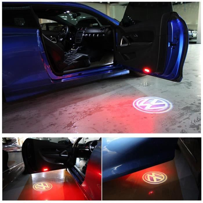 projecteur led volkswagen