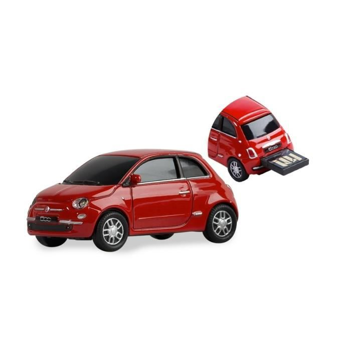 autodrive fiat 500 8 go cl usb flash drive 2 0 prix pas cher cdiscount. Black Bedroom Furniture Sets. Home Design Ideas