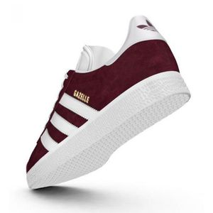 BORDEAUX GAZELLE CHAUSSURES CHAUSSURES ADIDAS BB5255 ADIDAS wOYqt