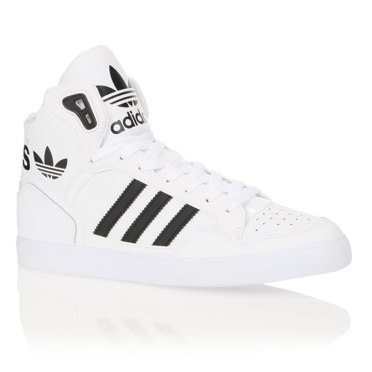 ADIDAS ORIGINALS Baskets Extaball Femme Blanc Noir Achat