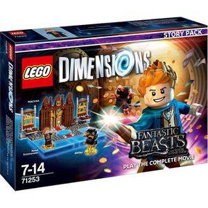 FIGURINE DE JEU LEGO Dimensions - Pack Histoire - Les Animaux Fant