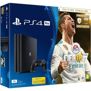 fifa 18 ps4 achat vente fifa 18 ps4 pas cher cdiscount. Black Bedroom Furniture Sets. Home Design Ideas