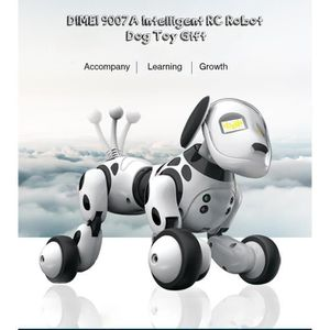 ROBOT - ANIMAL ANIMÉ Robot chien A Reconnaissance Vocale,Chien Robot Jo