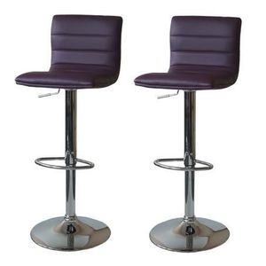 tabouret de bar violet achat vente tabouret de bar violet pas cher cdiscount. Black Bedroom Furniture Sets. Home Design Ideas