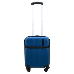 VALISE - BAGAGE Valise cabine Trolley 50 cm + poche frontale DAVID