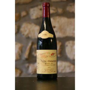 VIN ROUGE Beaune 1er cru Champimont Domaine Puech et Besse 1