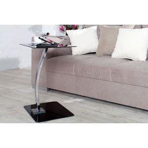 TABLE D'APPOINT Table d'appoint design Torra noir