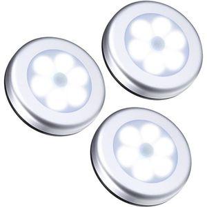 LAMPE A POSER Lampe de Placard Détecteur de Mouvement, LED Lampe