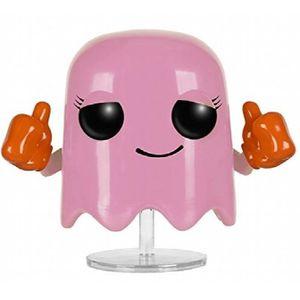 FIGURINE - PERSONNAGE Figurine Miniature FUNKO Jeux Pop: Pac-man - Pinky