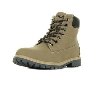 BOTTINE Boots Fila Maverick Mid Wmn Taupe Gray