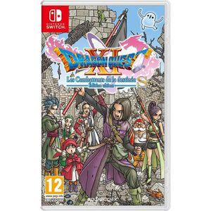 JEU NINTENDO SWITCH Dragon Quest XI S Les Combattants de la Destinée E