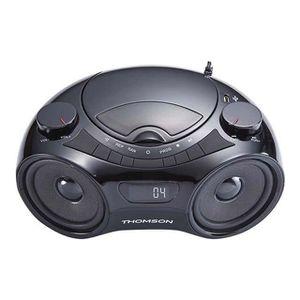 RADIO CD CASSETTE THOMSON RCD210U Radio Lecteur CD / MP3 portable -
