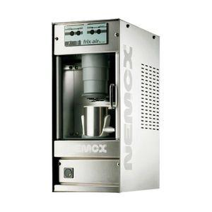 SORBETIÈRE FRIX'AIR broie tous les ingrédients congelés ou fr