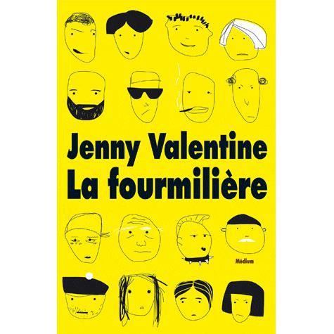 la fourmili re achat vente livre jenny valentine l 39 ecole des loisirs parution 14 04 2011 pas. Black Bedroom Furniture Sets. Home Design Ideas