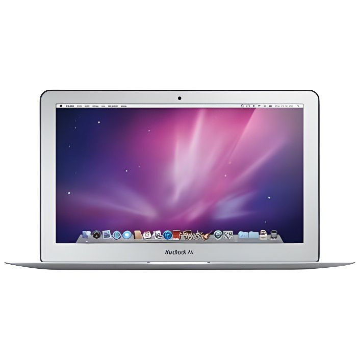 Apple MacBook Air Laptop 1,4GHz,2Go,64Go SSD,11,6-