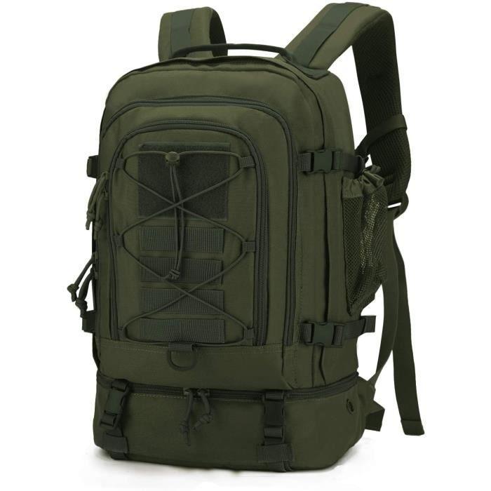 Mardingtop Sac à dos militaire tactique 25 L-28 L pour randonnée, voyage, trekking, tactique, sac tactique, sac à dos, sac mil[1411]