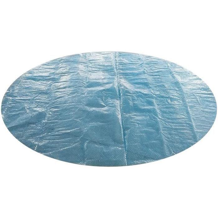 Yumeiyo Rev&ecirctement pour Piscine-Pool, b&acircche Thermique-Solaire, Bleu, B&acircche à Bulle, b&acircche Solaire,114